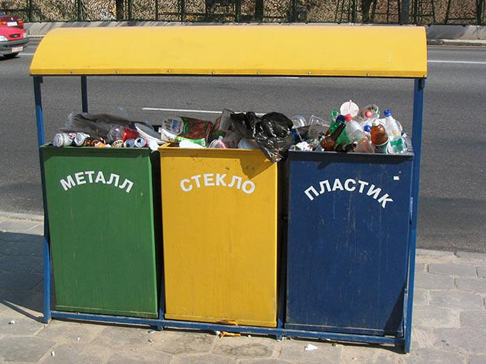 Переработка мусора в беларуси